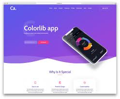 top 28 free landing pages templates built with bootstrap 2017