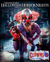 halloween horror nights theme clowns 3d music by slash u0027 coming to halloween horror nights