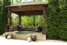 Outdoor Patio Fans Wall Mount by Outdoor Gazebo Ideas That Will Make You Fan Of Gazebo U2013 Decorifusta