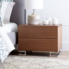 Lighted Nightstand Wade Logan Domingo 2 Drawer Nightstand U0026 Reviews Wayfair