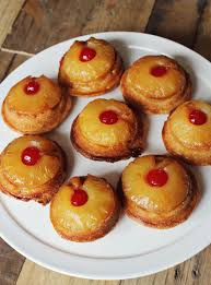 mini pineapple upside down cakes recipe good cooking