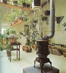 loft style warehouse turned into an indoor garden i want to be