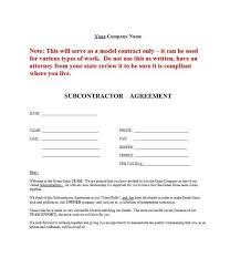 work agreement construction best resumes curiculum vitae and