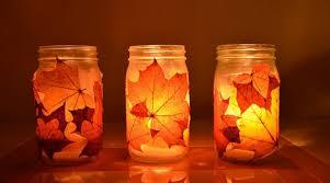 fall decorations homemade