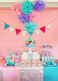Decorate Table For Birthday Party 604 Best Under The Sea Party Ideas Images On Pinterest Birthday