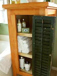 Shutter Armoire How To Build An Armoire Storage Cabinet How Tos Diy