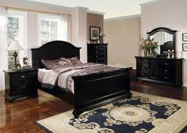 classic deep cherry finish elegant 5pc bedroom set wsleigh