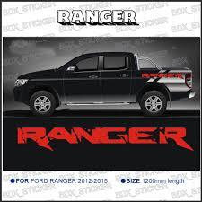 Ford Raptor Truck Decals - aliexpress com buy ranger side stripe graphic vinyl sticker for
