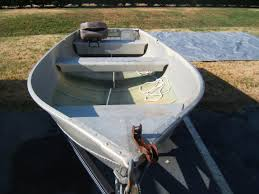 modifying my 12ft aluminum sears v hull page 1 iboats boating