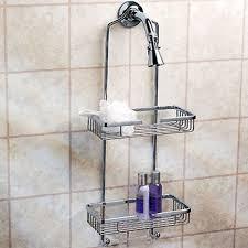 Bathroom Shower Organizers G1477sn Shower Caddy Bathroom Accessory Satin Nickel At