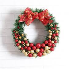 aliexpress buy 1pc artificial flower wreath door