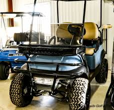 does your golf cart need a face lift