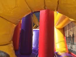 40 ft backyard obstacle course u2014 boomerang bouncers u0026 entertainment