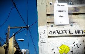 Clarion Alley Mural Project San Francisco by As Tourism Rises So Do Mural Turf Clashes Missionlocal