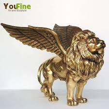 metal lion statue outdoor or garden decoration brass lion statue buy brass lion