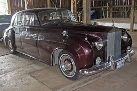 roll royce burgundy 1960 rolls royce silver cloud ii bramhall classic autos