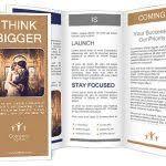 free church brochure templates for microsoft word church brochure