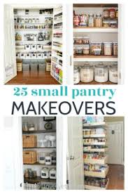small kitchen pantry storage cabinet 25 inspiring small pantry ideas and makeovers lovely etc