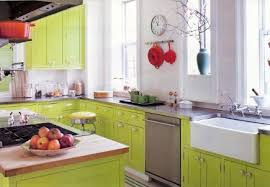 Green Kitchen Cabinets Green Kitchen Archives Atticmag