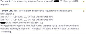 Dns Leak Test by Is Your Vpn Proxy Working Check Your Torrent Ip Address