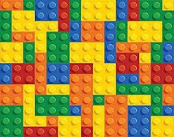 amazon com lego base colors building block edible cake topper