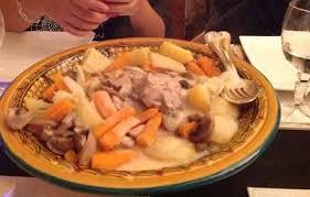 cuisine blanquette de veau à l ancienne blanquette de veau à l ancienne aux légumes et chignons de