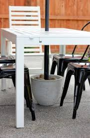 umbrella stand table base patio umbrella stand table offset umbrellas eva furniture without