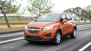 chevy jeep 2016 2015 chevrolet trax review autoevolution