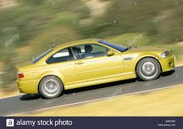 Bmw M3 Yellow Green - car bmw m3 coupe model year 2000 roadster driving side view