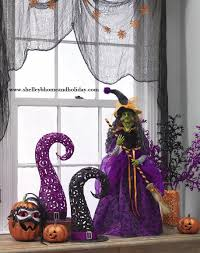 halloween decorating ideas 2012 shelley b decor and more raz 2012 halloween
