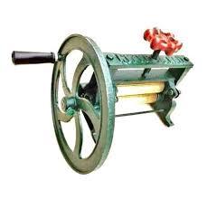 Kitchen Crank Recipe Sugar Cane Press Extractor Brass Hand Crank Dry Squid Mill Juice