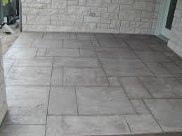 Patio Floor Designs Cement Patio Flooring Ideas Garden Design Garden Design