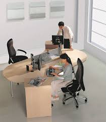 S Shaped Desk S Shaped Workstation With Desk Top Partition Buy