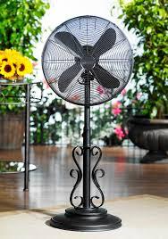 outdoor standing fans patio dbf0624 ebony outdoor patio fan floor standing outdoor fan outdoor
