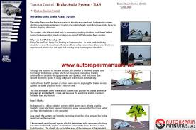 mercedes technical training cds auto repair manual forum heavy