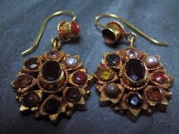 antique gold jewelry at indigo indigohome