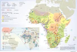 The Sahel Map France The Sahel Consortium