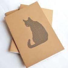 chic cat notebook cat desk accessories popsugar career and