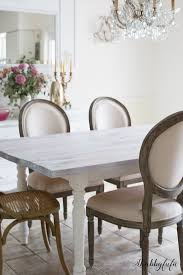 White Washed Kitchen Table by How To Whitewash A Farmhouse Table In 30 Minutes Shabbyfufu