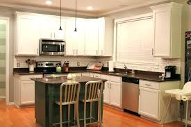 painting dark cabinets white painting oak kitchen cabinets white faced