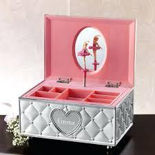 personalized girl jewelry box personalized musical jewelry box for jewelry box target