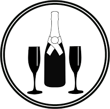 black and white champagne bottle clipart scents for games costumes and more adventure scents