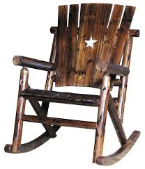 Luxury Rocking Chair Sofa Rustic Wooden Rocking Chairs Wood For Sale Topglory