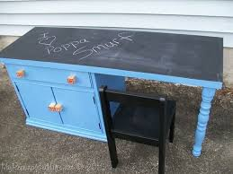 how to make a child s desk diy child s desk out of ugly nightstand and the knobs have been