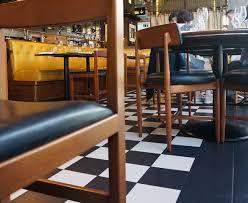 kitchen restaurant design modern vintage bread street kitchen u0026 pitt cue restaurant design