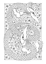 another fantasy coloring pages