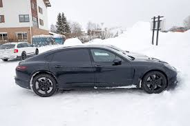 bentley snow bentley flying spur 2019 spy photos and information by car magazine