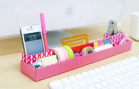 Desk Decor Diy Creative Of Diy Desk Decor Ideas Awesome Office Design Inspiration