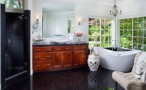 Bathtubs Free Standing Fresh Designs Built Around A Corner Bathtub