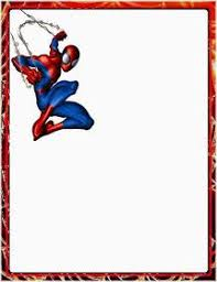 imprimibles spiderman ideas material gratis fiestas